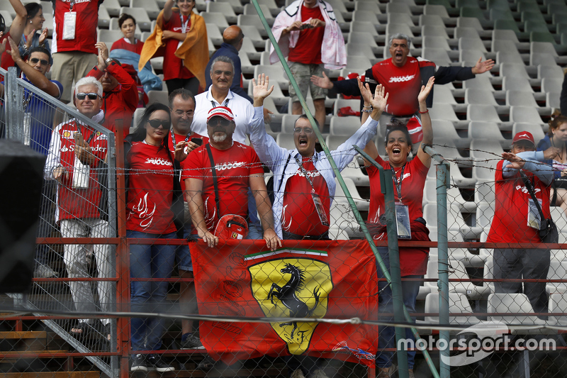 Fans of Antonio Fuoco, Carlin