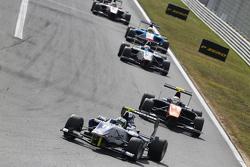 Джіммі Еріксон, Koiranen GP лідирує  Лука Гніотто, Trident
