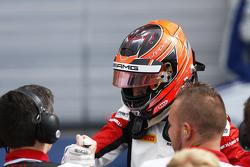 Le deuxième, Esteban Ocon, ART Grand Prix