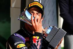 Третье место - Даниэль Риккардо, Red Bull Racing