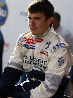 Крейг Брин, Peugeot Rally Academy