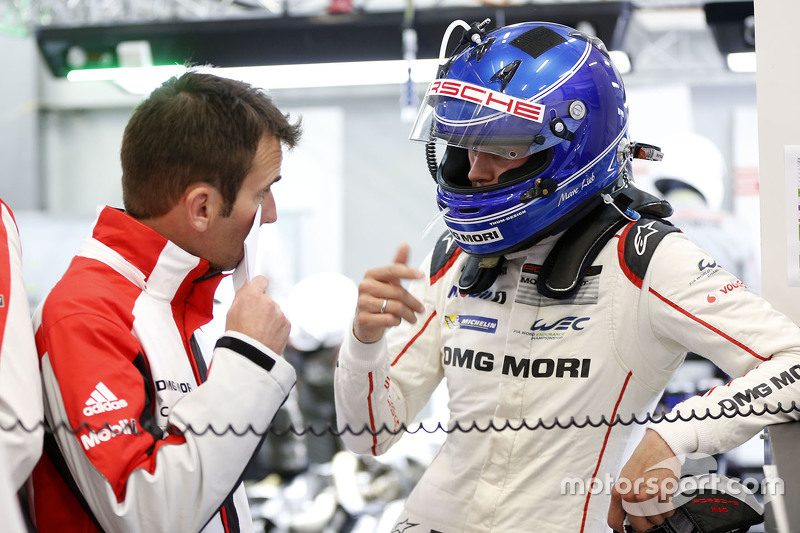 Romain Dumas, Porsche Team and Marc Lieb, Porsche Team