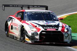 #23 Nissan GT Academy Team RJN Nissan GT-R Nismo GT3: Кацумаса Чийо, Вольфганг Райп и Алекс Банкомб