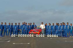 Volkswagen Vento Cup pilotos