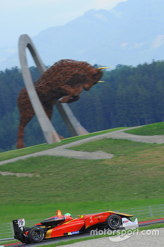 Red Bull Ring Construction