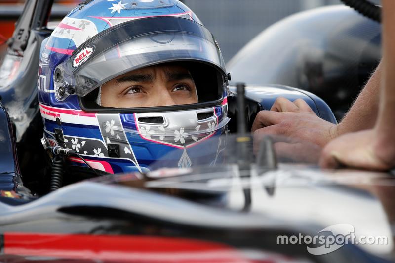 Matt Solomon, Double R Racing Dallara Mercedes-Benz