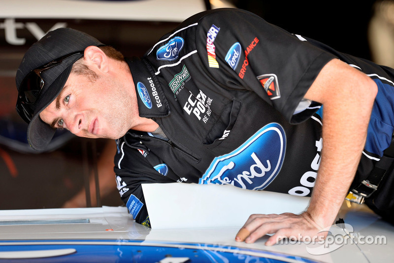 Roush Fenway Racing mechanic