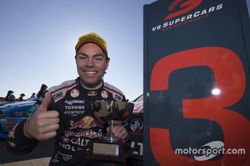 Peringkat ketiga Craig Lowndes, Triple Eight Race Engineering Holden