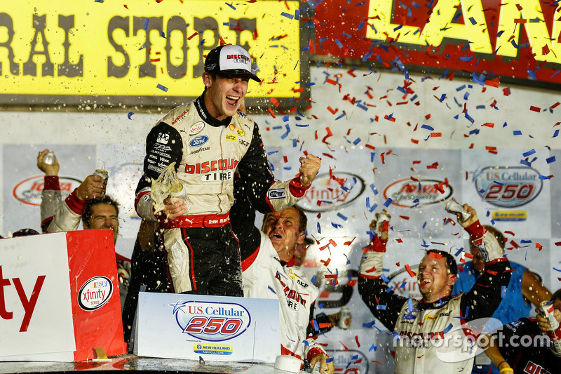 Pemenang balapan: Ryan Blaney: Team Penske