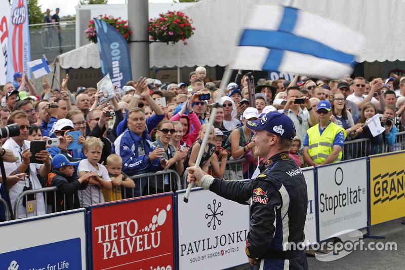 Pemenang balapan, Jari-Matti Latvala, Volkswagen Motorsport