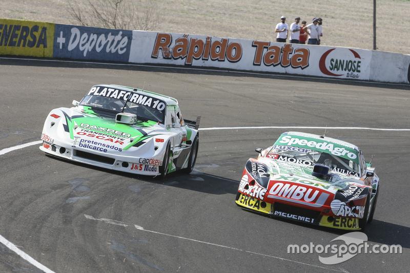 Santiago Mangoni, Laboritto Jrs Torino, dan Facundo Ardusso, Trotta Competicion Dodge