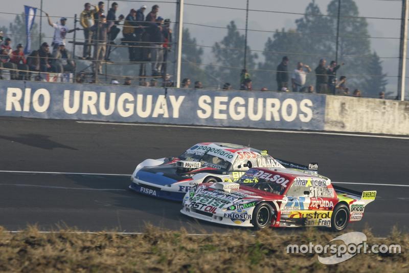 Juan Pablo Gianini, JPG Racing Ford dan Emiliano Spataro, UR Racing Dodge