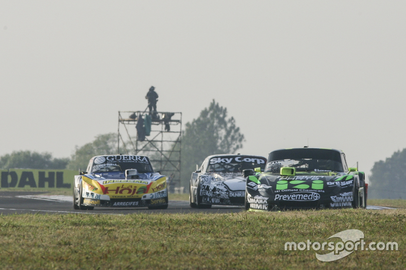 Mauro Giallombardo, Maquin Parts Racing Ford ve Josito di Palma, CAR Racing Torino ve Laureano Campa