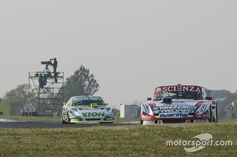 Матіас Халаф, Catalan Magni Motorsport Ford та Агустін Канапіно, Jet Racing Chevrolet