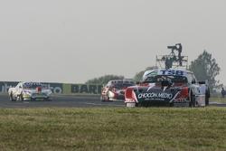 Jose Manuel Urcera, JP Racing Torino and Christian Dose, Dose Competicion Chevrolet and Juan Marcos Angelini, UR Racing Dodge