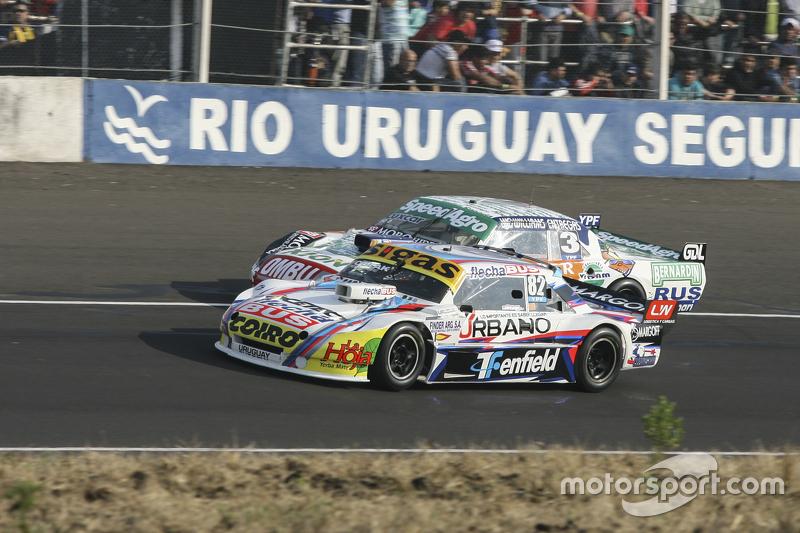 Маурісіо Ламбіріс, Coiro Dole Racing Torino та Факундо Ардуссо, Trotta Competicion Dodge
