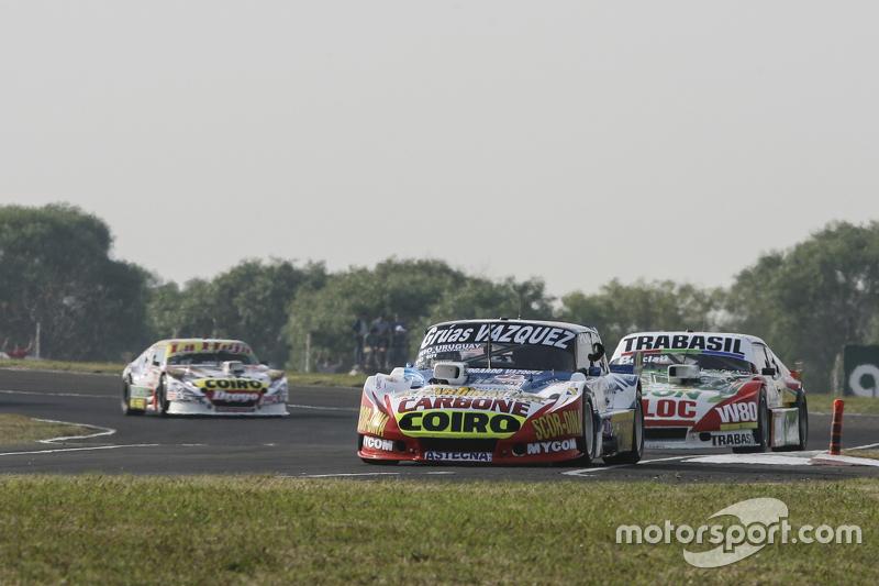 Lionel Ugalde, Ugalde Competicion Ford, dan Mariano Altuna, Altuna Competicion Chevrolet, dan Sergio Alaux, Coiro Dole Racing Chevrolet