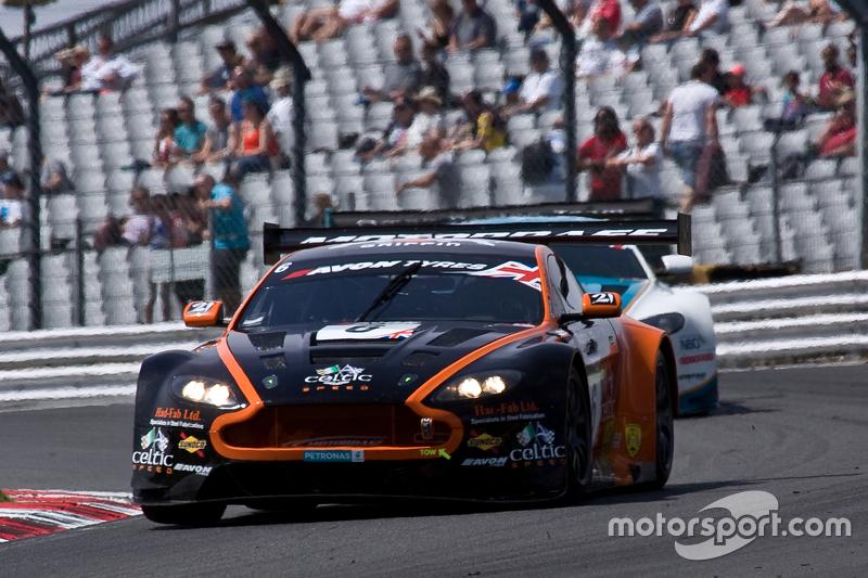 #6 Oman Racing Aston Martin Vantage GT3: Liam Griffin, Rory Butcher