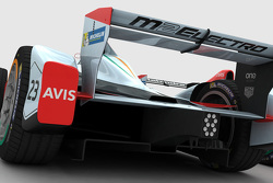 Новая машина Mahindra Racing M2ELECTRO