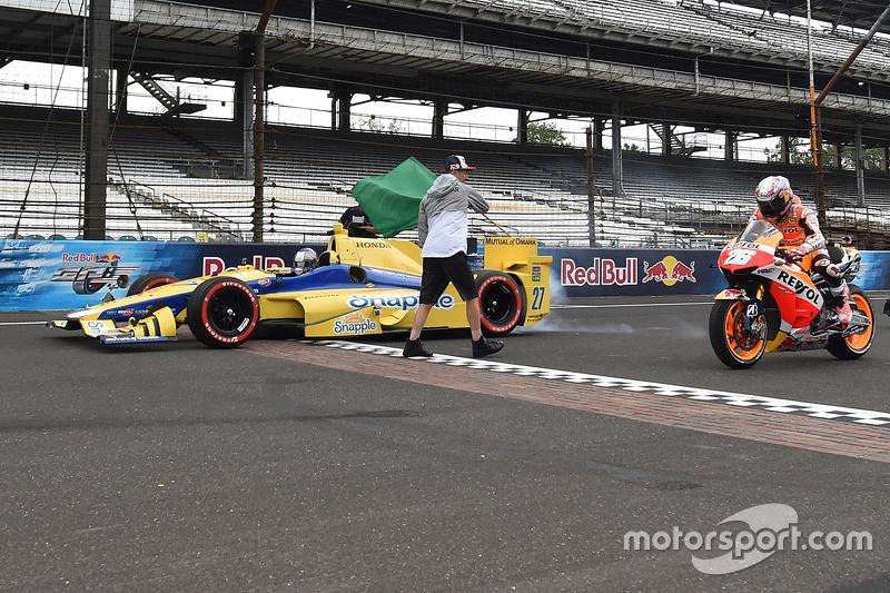 Марко Андретті, Andretti Autosport Honda та Дані Педроса, Repsol Honda Team