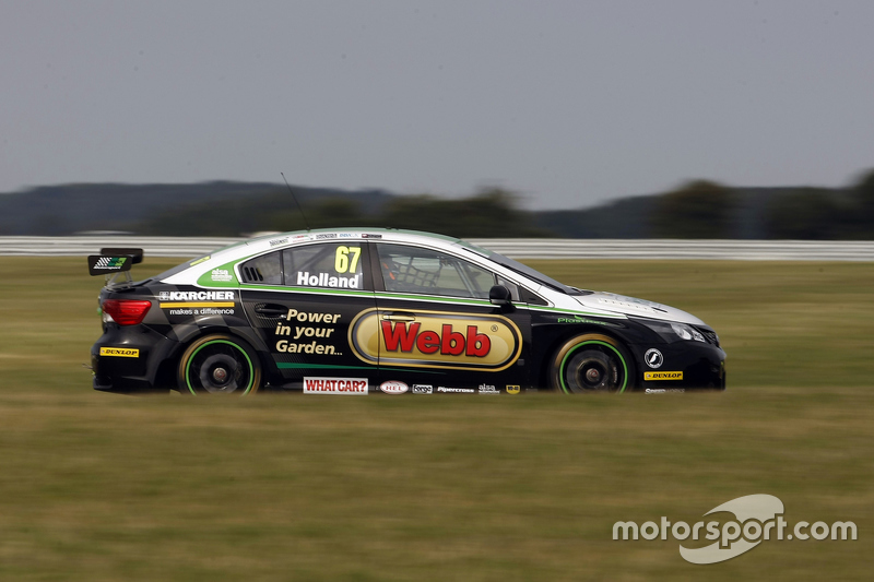 Robb Holland, Handy Motorsport