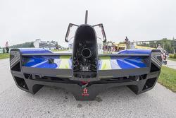 #0 DeltaWing Racing Cars DWC13: Katherine Legge, Memo Rojas