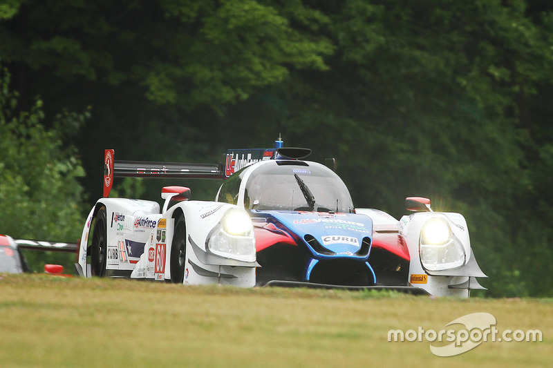 #60 Michael Shank Racing з Curb/Agajanian Ligier JS P2 Honda: Джон Пью, Освальдо Негрі
