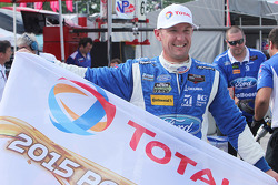 Il polesitter #01 Chip Ganassi Racing Ford/Riley: Joey Hand