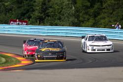 Brendan Gaughan, Richard Childress Racing Chevrolet and Regan Smith, JR Motorsports Chevrolet