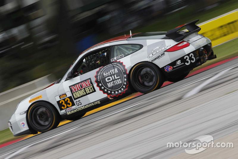 #33 CJ Wilson Racing Porsche 911: Tyler McQuarrie, Marc Miller
