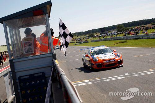 Carrera Cup UK: Snetterton