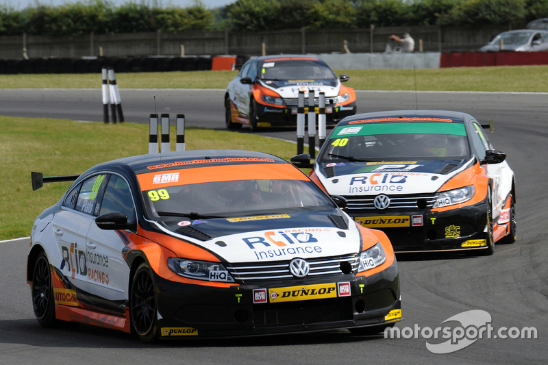 Jason Plato, Aron Smith dan Colin Turkington, Team BMR