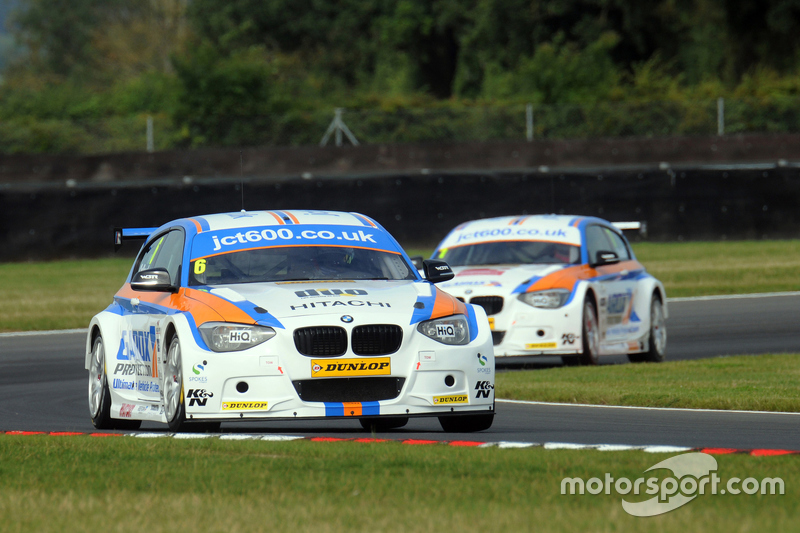 Rob Collard, JCT1600 Racing with Gardx