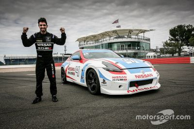 Nissan GT Academy 2015 International Race Camp