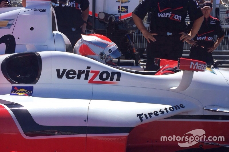 Nelson Piquet com a Penske