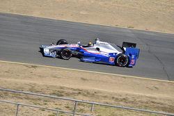 Matt Brabham pruebas de Andretti en Sonoma