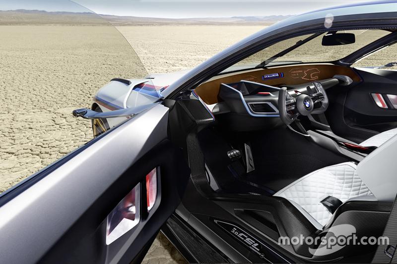 Presentasi BMW 3.0 CSL Hommage R