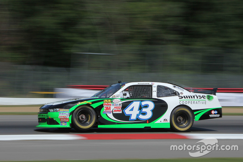 Dakoda Armstrong, Richard Petty Motorsports Ford