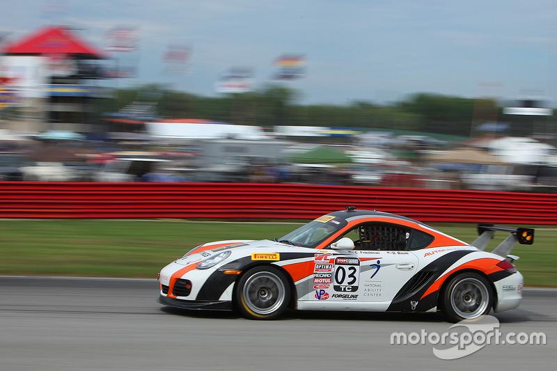 #03 Autometrics Motorsports Porsche Cayman: David Baum
