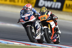 Hector Barbera, Avintia Racing e Loris Baz, Forward Racing Yamaha