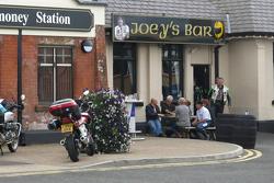 Joey's Bar in Ballymoney, North Ireland