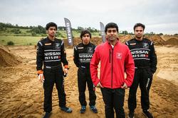 Карун Чандок з Indian participants
