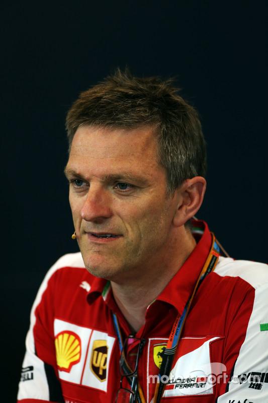 James Allison, Ferrari diretor técnico