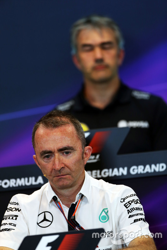 Paddy Lowe, Mercedes AMG F1 diretor executivo