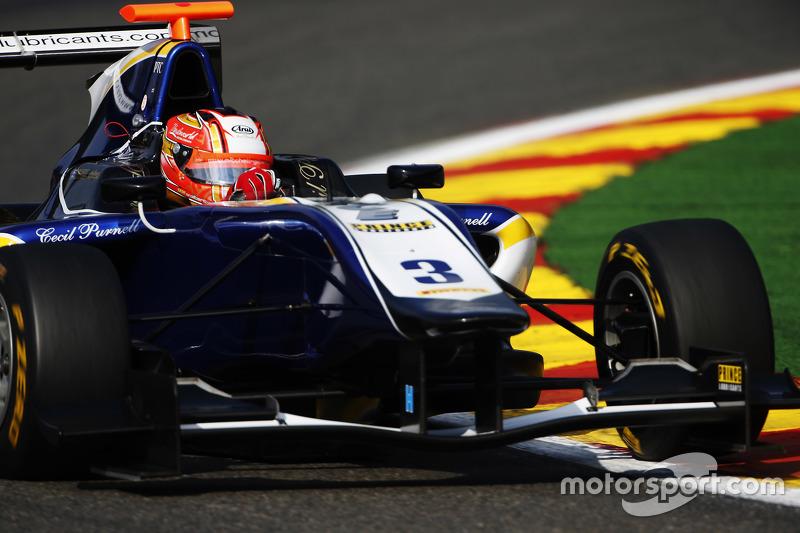 Spa-Francorchamps - Mitch Gilbert, Carlin
