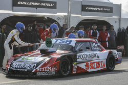 Primera vez en recarga en TC Jose Manuel Urcera, JP Racing Torino