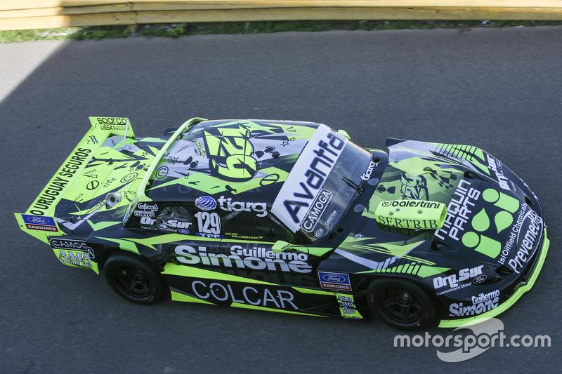 Мауро Галломбардо, Maquin Parts Racing Ford
