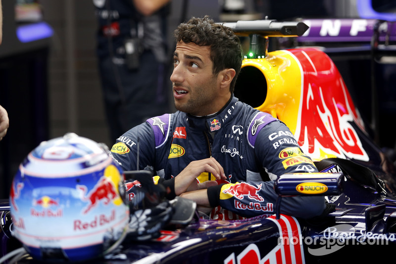 Даниэль Рикардо, Red Bull Racing RB11