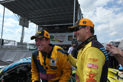 Ganadro de la carrera #13 Rum Bum Racing Porsche 911: Matt Plumb, Hugh Plumb