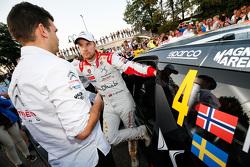 Мадс Остберг, Citroën World Rally Team